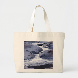 Stream Falls Jumbo Tote Bag