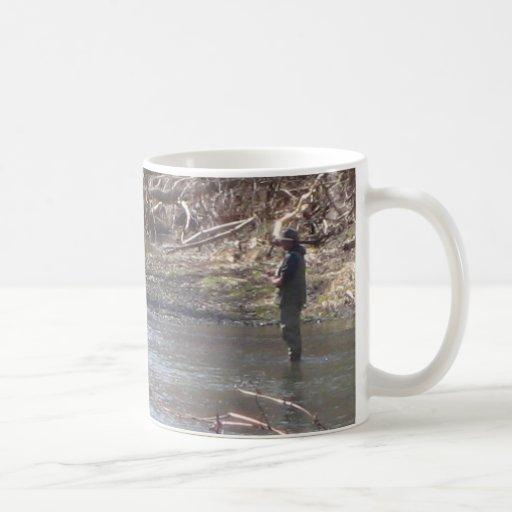 stream fishin' mugs