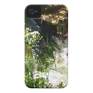 Stream Green Colourful Nature Design Case-Mate iPhone 4 Case