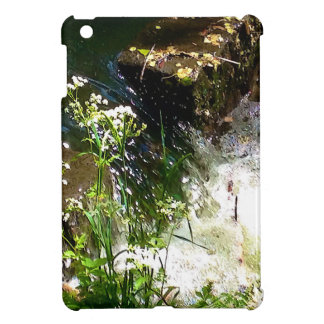 Stream Green Colourful Nature Design iPad Mini Case