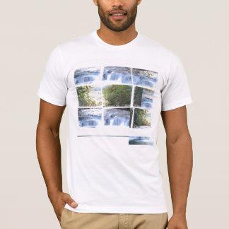 Stream grid - T-Shirt