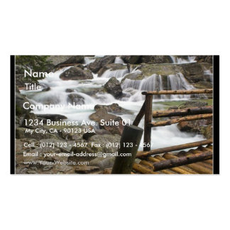 Stream In High Tatras In Slovakia Pack Of Standard Business Cards