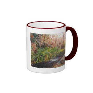 Stream Watercolor Mugs
