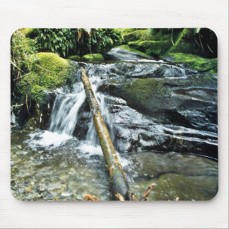 Streambed, Fiordland National Park, South Island Mouse Pads