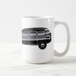 Streamline car and trailer coffee mugs