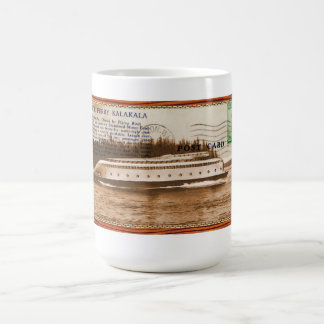 Streamline ferry Kalakala Coffee Mug