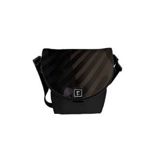 Streamline Messenger Bag