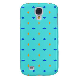 Streamlined Aqua Samsung Galaxy S4 Case