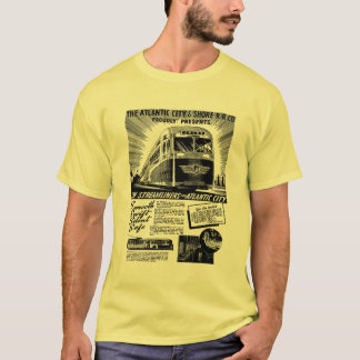 Streamliners For Atlantic City 1941 T-Shirt