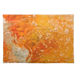 Streams of Consciousness Abstract Placemat