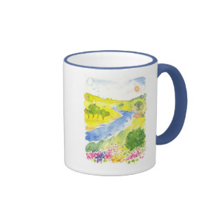 Streams of the Valley Mug