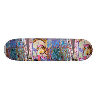 Street Art Board Skate Board