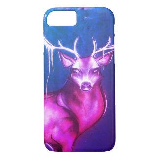 Street Art Deer iPhone 8/7 Case