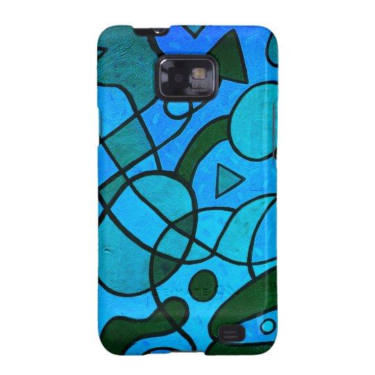 street ART Galaxy SII Cover