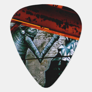 Street Art Graffiti Plectrum