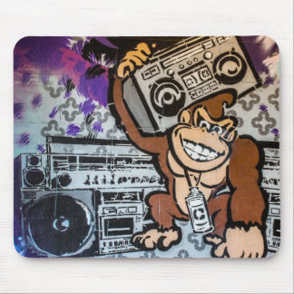 Street art /grafitti mouse mat
