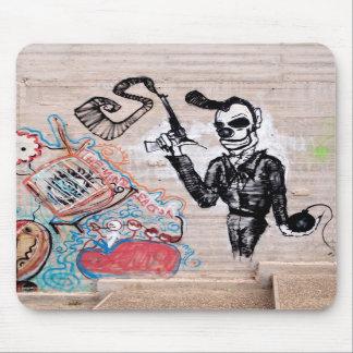 street ART Mouse Pad