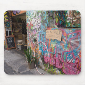 Street Art mouse Pad