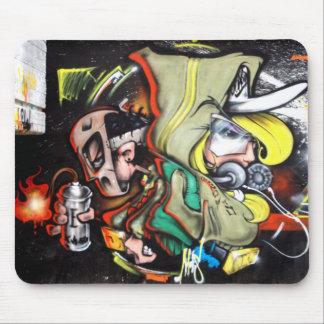 street ART Mouse Pads