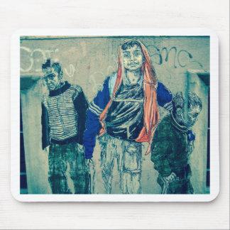 Street Art Painting Graffiti Mousepad