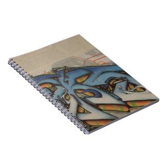Street Art Photobook Notebook