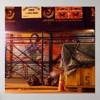 Street Art Print