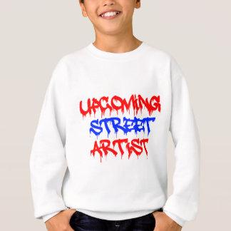 street artist.gif sweatshirt
