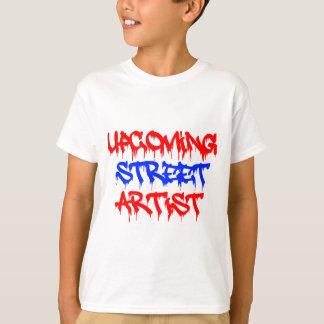 street artist.gif T-Shirt