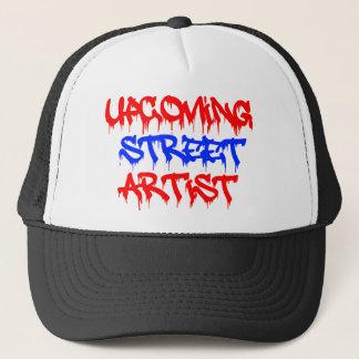 street artist.gif trucker hat