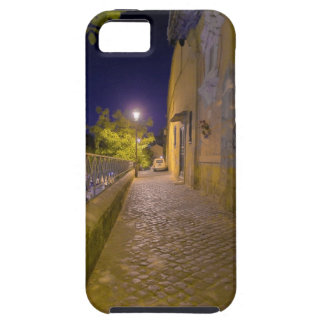 Street at night in Rome, Italy 2 Case For The iPhone 5