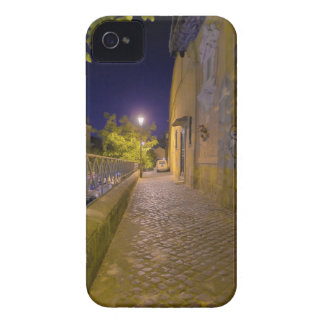Street at night in Rome, Italy 2 iPhone 4 Cover