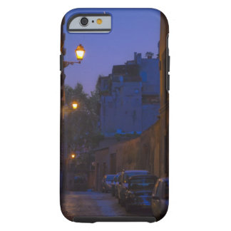 Street at night in Rome, Italy Tough iPhone 6 Case