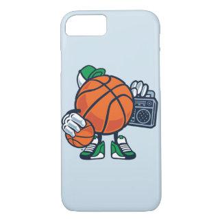 Street Basketball Glossy Phone Case