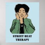 Street Beat Threrapy Poster