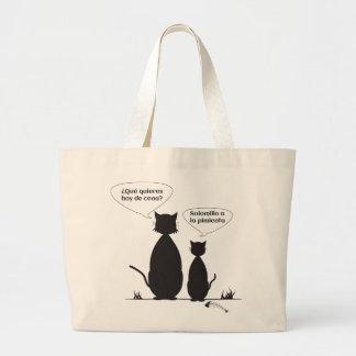 Street cats bag