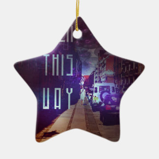 Street Christmas Ornament