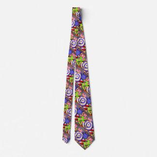Street Color I Tie