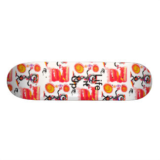 Street Crazy Skateboard Deck