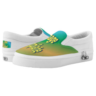 Street-Cred Create Your Own Slip-On Shoes