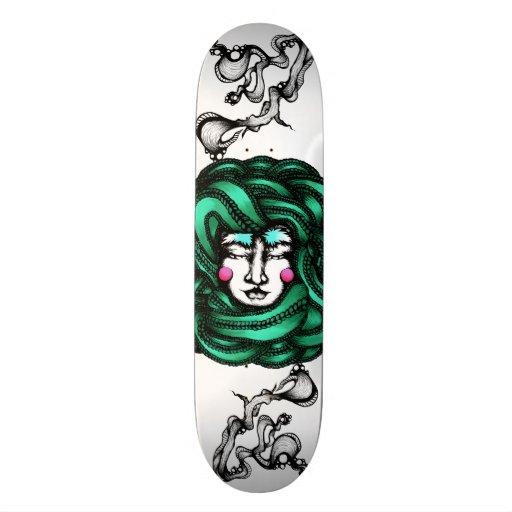 street cruiser skate board deck
