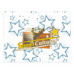 Street Culture Tshirts and Gifts Postcards