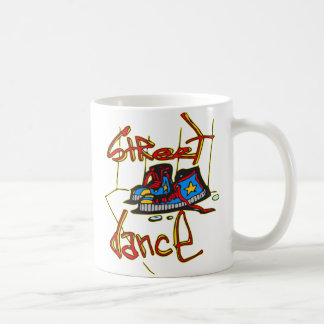 Street Dance and Shoes Coffee Mug