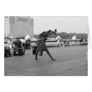 Street Dancers Cards