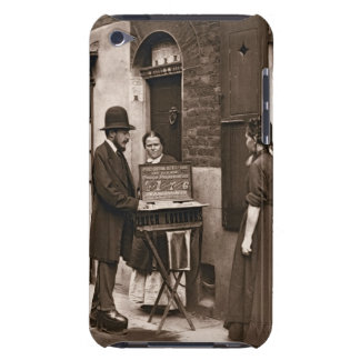 Street Doctor, 1876-77 (woodburytype) Barely There iPod Cases