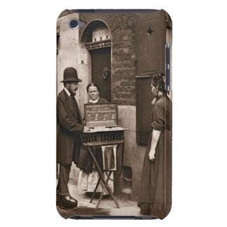 Street Doctor, 1876-77 (woodburytype) iPod Touch Case