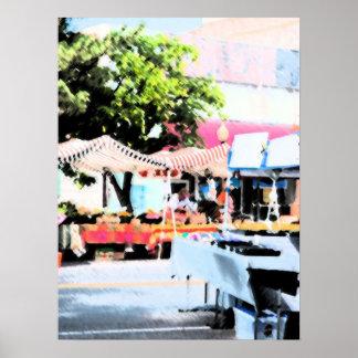 Street Festival Poster
