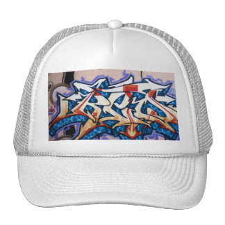Street Graffiti Art Cap