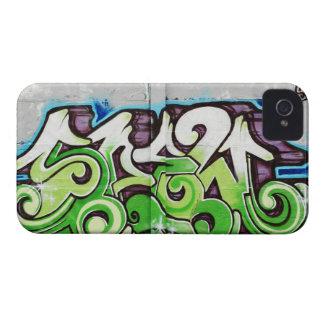 street graffiti art Case-Mate iPhone 4 case
