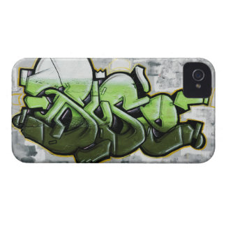 street graffiti art Case-Mate iPhone 4 cases