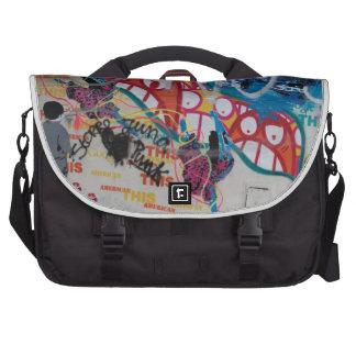 Street Graffiti Laptop Bag